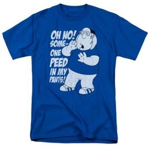 Family Guy - In My Pants Short Sleeve (Brand New)